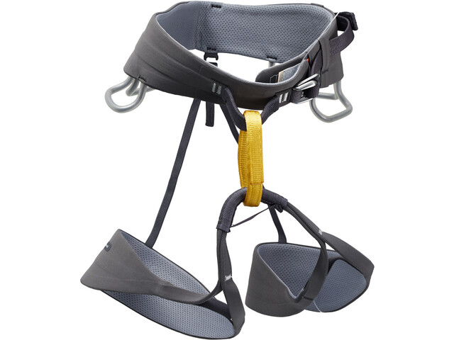 Black Diamond Klettergurt Solution : Black diamond solution harness men slate campz.at